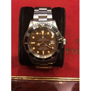 Rolex [RARE & MINT] Red Submariner 1680 Tropical Brown Dial with Serial 2.3 Million. - SOLD!!