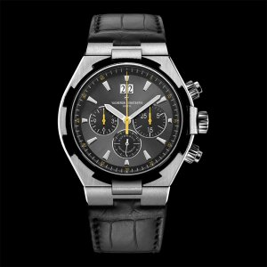 VACHERON CONSTANTIN [NEW][LIMITED 340] Overseas Chronograph Automatic Grey Dial 49150-000W-9015 (Retail:US$20,000)