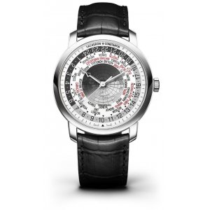 VACHERON CONSTANTIN [NEW] TRADITIONNELLE WORLD TIME 86060/000G-8982 (Retail:US$48,000)