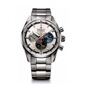 Zenith [NEW][LIMITED 1969] El Primero Striking 10th Chronograph 03.2041.4052/69.M2040 (Retail:EUR 11600)
