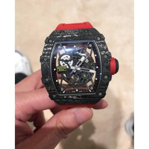 Richard Mille (理查德•米勒) [NEW] RM 35-02 Rafael Nadal Quartz-TPT Black Version