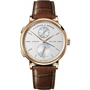 A. Lange & Sohne [NEW][SP] Saxonia Dual Time 385.032