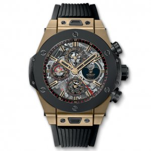 Hublot [全新] 406.MC.0138.RX Big Bang Unico Perpetual Calendar (Retail:US$69,500)