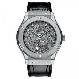 Hublot [全新] 504.NX.0170.LR Classic Fusion Tourbillon Cathedral Minute Repeater (Retail: CHF$230,000)