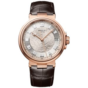 Breguet [2019 NEW MODEL] Marine Automatic 40mm Mens 5517br/12/9zu