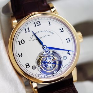 A. Lange & Sohne [NEW][SPECIAL DEAL] 1815 Tourbillon Stop Seconds & Zero-Reset 730.032F (Retail:EUR 157.300)