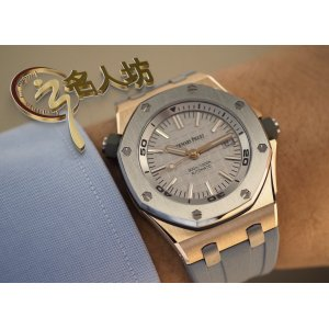 Audemars Piguet [NEW][LIMITED 500 PIECE] 15711OI.OO.A006CA.01 Royal Oak Offshore Diver