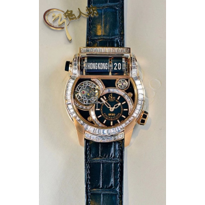 Jacob & Co. [NEW][LIMITED 101 PIECE] EPIC SF 24 TOURBILLON BAGUETTE ES802.40.BD.BD.A