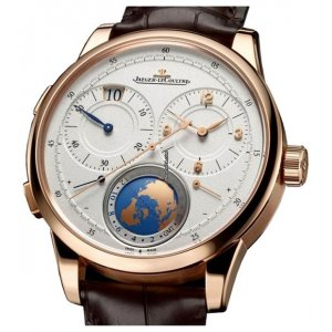 JAEGER LECOULTRE [NEW] Duometre Unique Travel Time Q6062520 (Retail:HK$338,000)