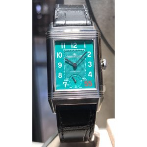 Jaeger-LeCoultre [NEW][LIMITED 55] Q380842K Steel Kuwait 55th Anniversary of Liberation (Retail:HK$75,000)