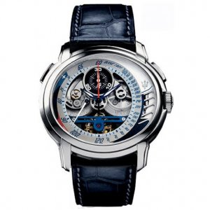 AUDEMARS PIGUET [NEW][LIMITED 150] Millenary Maserati MC12 Tourbillon Chronograph 26069PT.OO.D028CR.01 (Retail:EUR 380.600)
