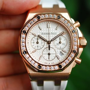 Audemars Piguet [NEW] Royal Oak Offshore Chronograph 37mm Ladies 26231or.zz.d010ca.01