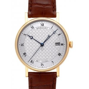 Breguet [NEW] Yellow Gold Classique Automatic 5177ba/12/9v6 (Retail:HK$180,500)