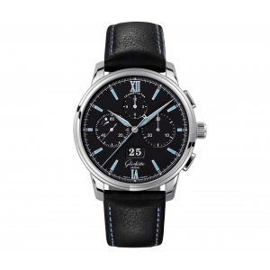 Glashutte Original [NEW] Senator Chronograph Panorama Date Mens 37-01-03-02-35