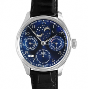 IWC NEW IW503401 Portugieser Perpetual Calendar Double Moonphase