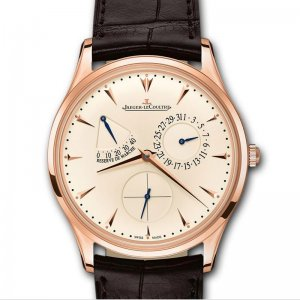 Jaeger LeCoultre [NEW] Master Ultra Thin Reserve de Marche 18K Pink Gold 39mm Q1372520