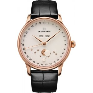 Jaquet Droz [NEW] Astrale Eclipse 43mm Mens J012633203 (Retail:CHF 27,882)