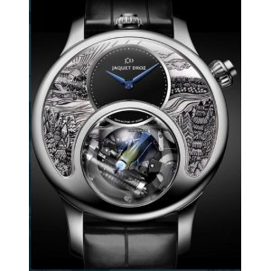 JAQUET DROZ [NEW][LIMITED EDITION 8 PIECE][全新限量8支] THE CHARMING BIRD J031534200 (Retail:CHF 410000)