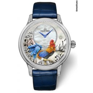 Jaquet-Droz [NEW][LTD] Chinese Rooster 2017 J005024282