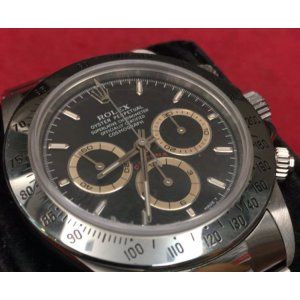 勞力士 (Rolex) [MINT][VERY RARE] Daytona 16520 W-Series Patrizzi Brown Dial - SOLD!!
