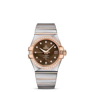 Omega [NEW] Constellation Co-Axial 35mm 12325352063001 (Retail: HK$99,700)