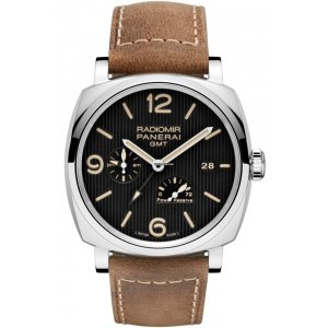 Panerai [NEW] 1940 3 Days GMT Power Reserve PAM 658