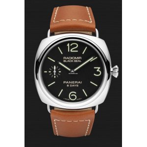 Panerai [NEW] 45mm Radiomir Black Seal 8 Days PAM 609 (Retail:HK$47,400)