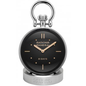 Panerai [NEW] Pam 641 Table Clock 8 Days – The Dealer Clocks (Retail:HK$40,300)