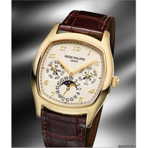 Patek Philippe [NEW] 5940J-001 Grand Complications Perpetual Calendar Yellow Gold (Retail:HK$636,600)