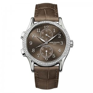 Patek Philippe [NEW] 7134G Complications Chronograph Brown Dial Ladies (Retail:HK$309,000)