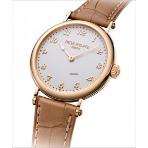 Patek Philippe [NEW] 7200R Calatrava Rose Gold Ladies (Retail:HK$203,700)