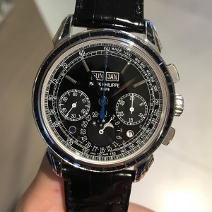Patek Philippe [NEW & RARE] Grand Complications Blue Baguette Diamond 5271/11P-001