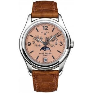Patek Philippe [NEW-OLD-STOCK][LIMITED 300] Advanced Research Annual Calendar Platinum 5450P