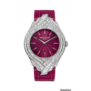 Patek Philippe [NEW][SPECIAL DEAL] Calatrava Ladies Watch 4895G-001 - SOLD!!