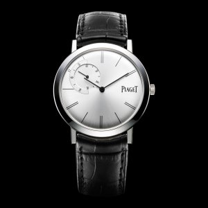 PIAGET [NEW] Altiplano Automatic 18K Solid White Gold G0A33112 (Retail:EUR 19400)