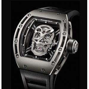 Richard Mille [LNIB][LTD15][SUPER RARE] RM 052 Tourbillon Skull (Retail:EUR 533.500) - SOLD!!