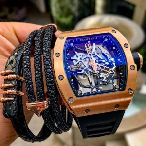 Richard Mille NEW-LIMITED 50-全新限量50支 RM 035 Rose Gold Toro