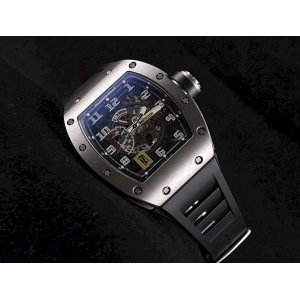 Richard Mille [NEW] RM 030 Automatic Titanium Watch