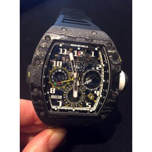 Richard Mille [NEW] RM 11-02 Dual Time Zone Shanghai Limited Edition 30 PC - SOLD!!
