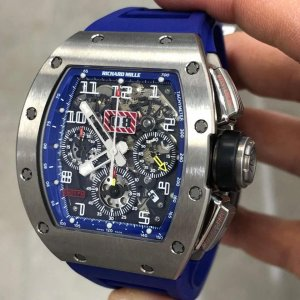 Richard Mille [USED][LIMITED 10 PC] RM 011 Felipe Massa Flyback Moscow Edition