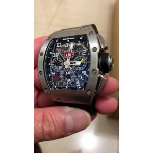 Richard Mille [USED] RM 011 Ti Titanium Automatic Mens Watch