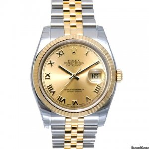Rolex [NEW] 36mm DateJust 116233CHR (List Price: HK$78,500)